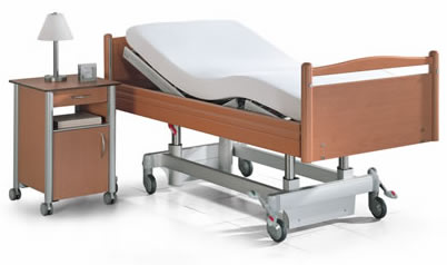 Volker S280 nursing bed for sub-acute care